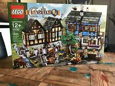 LEGO 10193 - Castle Medieval Market Village - VERY RARE - GOOD BOXED CONDITION