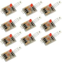 10pcs Sensor Module non-modulator Tube for Arduino Laser Receiver Transmitter