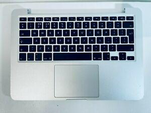 "Genuine MacBook Pro Retina 13"" A1425 2012 - 2013 Palmrest Upper Case + Battery"