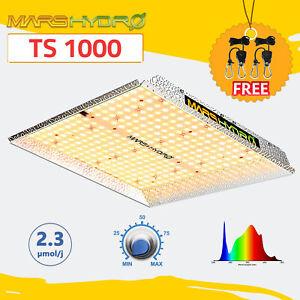 Mars Hydro TS 1000W LED Grow Light Vollspektrum Pflanzenlampe Veg Flower Indoor