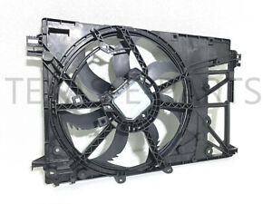 Fits 2018 2019 2020 2021 Toyota Camry 2.5L Radiator Condenser Cooling Fan Motor