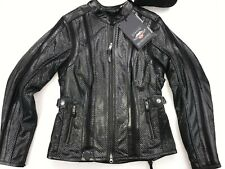 NWT HARLEY DAVIDSON WOMEN VENOS 3 IN 1 LEATHER JACKET SMALL 97010-18VW