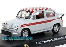 1:43 FIAT ABARTH 1000 BERLINA CORSA - 1967 _Abarth Collection Hachette (17)