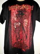 NEW - LAMB OF GOD BAND / CONCERT / MUSIC T-SHIRT  MEDIUM
