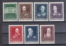 Österreichische Briefmarken (ab 1945) mit Kunst-Motiv als Satz