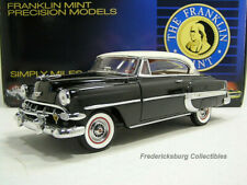 Franklin Mint 1954 Chevrolet Bel Air Sport Coupe - Le of 2500 - Mib With Papers