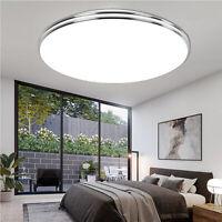 Flush Mount LED Ceiling Lights Panel Lamp Downlight Modern Lighting Fixture 220V
