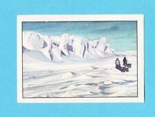 Antarctica Adelie Land Exploration Nestle Collector Sticker Card from Belgium A