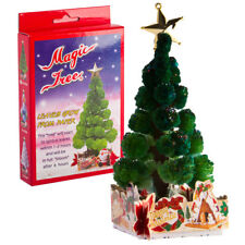 444134 MAGIC GROW CHRISTMAS TREE LEAVES GROW FROM PAPER