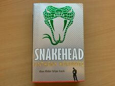 Alex Rider Book 7: Snakehead by Anthony Horowitz (Paperback, 2007)Good Condition