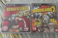 Borderlands 1 And 2 Ps3 Games Playstation 3 BRAND NEW UNSEALED