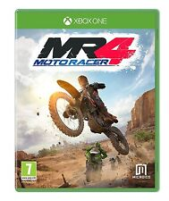 Moto Racer 4 MR4 [Xbox One XB1, Region Free, Motocross Arcade Racing] NEW