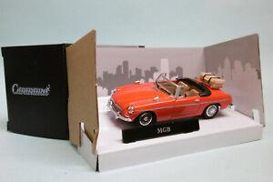 Cararama - MGB Cabriolet rouge Neuf NBO 1/43
