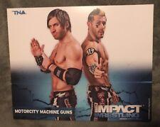 MOTORCITY MACHINE GUNS TNA WRESTLING 8X10 PROMO PHOTO UN-SIGNED WWE ECW NXT ROH