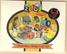 "2003 ""KOALA""  BABY MINT COIN  SET"