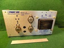 1 Power One Hd 48 3 A 48 Vdc 3 Amp Power Supply Nib