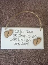 Twins Gift New Baby Gift Just Born Twins Birthday Baby Shower Gift Mum To Be