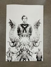 Dune House Atreides #1 One Per Store Thank You Variant Jae Lee B&W BOOM! Studios