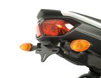 R&G Tail Tidy / Licence Plate Holder Yamaha FZ 8 Fazer 800 2010 LP0024BK Black