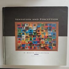A8 Sensation and Perception by E. Bruce Goldstein (Mixed media product, 2009) 8e