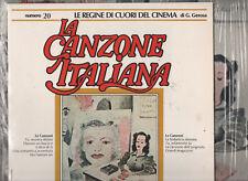 ELSA MERLINI LILIA SILVI LP LE REGINE DI CUORI DEL CINEMA La Canzone italiana 20