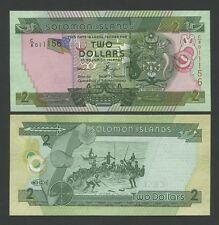 SOLOMON ISLANDS - $2  2004  P25  Uncirculated  ( Banknotes )