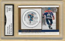 2003-04 PACIFIC CANADA POST STAMP SET #1 NHL All Star GRETZKY GMA 10 GEM MT 10