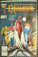 EXCALIBUR #1 (October 1988 | VOLUME 1 | MARVEL) 1st Widget - NM+ (9.6-9.8)
