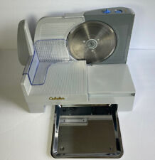 Cabela's Heavy Duty Food Slicer 7� Model Fs-120Tcab Only Used A Few Times.