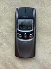 Nokia 8850 - Silver (Unlocked) Cellular Phone + FREE SHIPPING