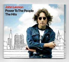 CD / JOHN LENNON - POWER TO THE PEOPLE THE HITS / 15 TITRES ALBUM 2010 DIGIPACK
