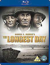 The Longest Day [Blu-ray] [1962], New, DVD, FREE & FAST Delivery