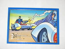 1993 SPEED RACER PRIME TIME PARALLEL GOLD CARD CARTOON NETWORK! #11