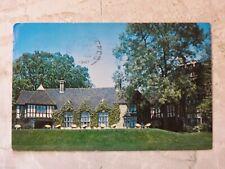 Vintage c. 1961 Postcard: Stokesay Castle Restaurant Reading Pennsylvania PA