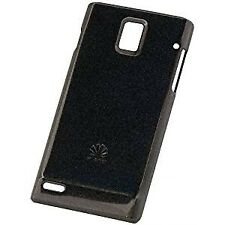 Huawei PC Cover for Ascend P1 - Silver/Black