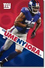 POSTER Osi Umenyiora New York Giants NFL