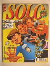MUSIK PRODUKTIV SOLO 1997 # 1 - MAM VF11 VOCODER SONOR S CLASS FRAMUS PANTHERA