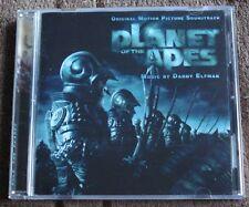 PLANET OF THE APES (Danny Elfman) original mint cd (2001)