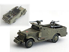SGTS MESS AV14 1/72 Diecast WWII US M5 Scout Car