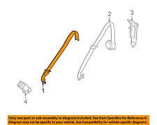 BMW OEM 07-13 X5 Third Row Seat Belt-Rear Belt Assembly Right 72117171184