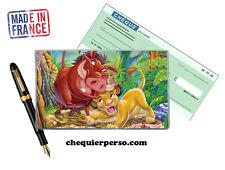 le roi lion 01-001 protège porte chéquier format portefeuille