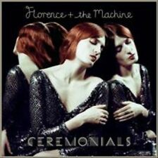 FLORENCE + THE MACHINE - Ceremonials (CD, 2011, Universal Records)