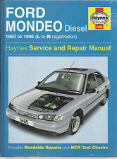 buy ford mondeo 1996 car service repair manuals ebay rh ebay co uk Immunization TD 1 Tesco Galashiels