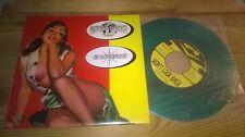 "7"" VA Nasty Werewolves / Universal Vagrants (2 Song) MAKE ME DAY / 2nd Press"