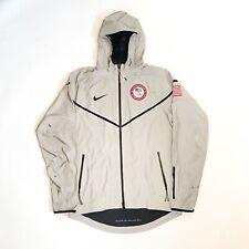 Nike 2012 Summer Olympics 3M Athletes Windbreaker USED Size MEDIUM