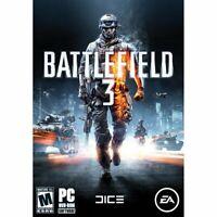 Battlefield 3 PC Origin Region Free Key Multilenguage