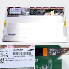 "3D FHD 17.3"" LCD SCREEN LTN173HT02-D01 D02 f  DELL Alienware M17X 120Hz 00GN36T"