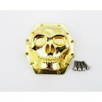 Hot Racing WRA12CT04 Axial Yeti Wraith AX10 Skull AR60 Diff Cover (Gold)