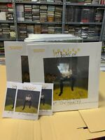 Julien Baker LP Little Oblivions Yellow Vinyl + 2 Frei Postcards Sealed Neu 2021