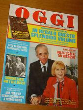 OGGI 1984/44=DELIA SCALA=SALVADOR DALI AMANDA LEAR=CARMEN RUSSO=CARLO RUBBIA=